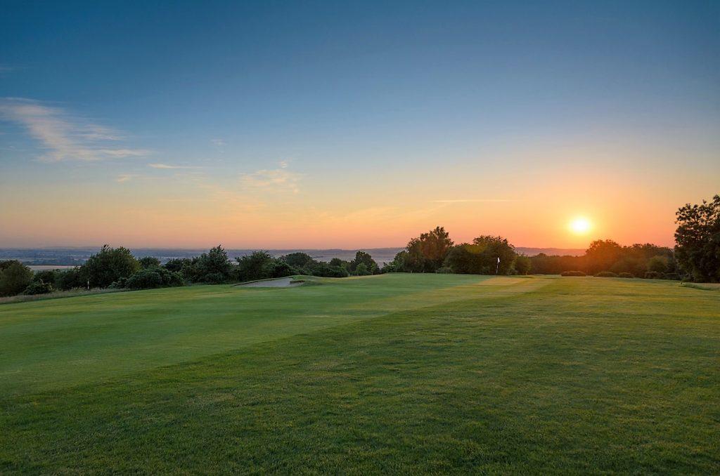 Goring and Streatley Golf Club Hole 15