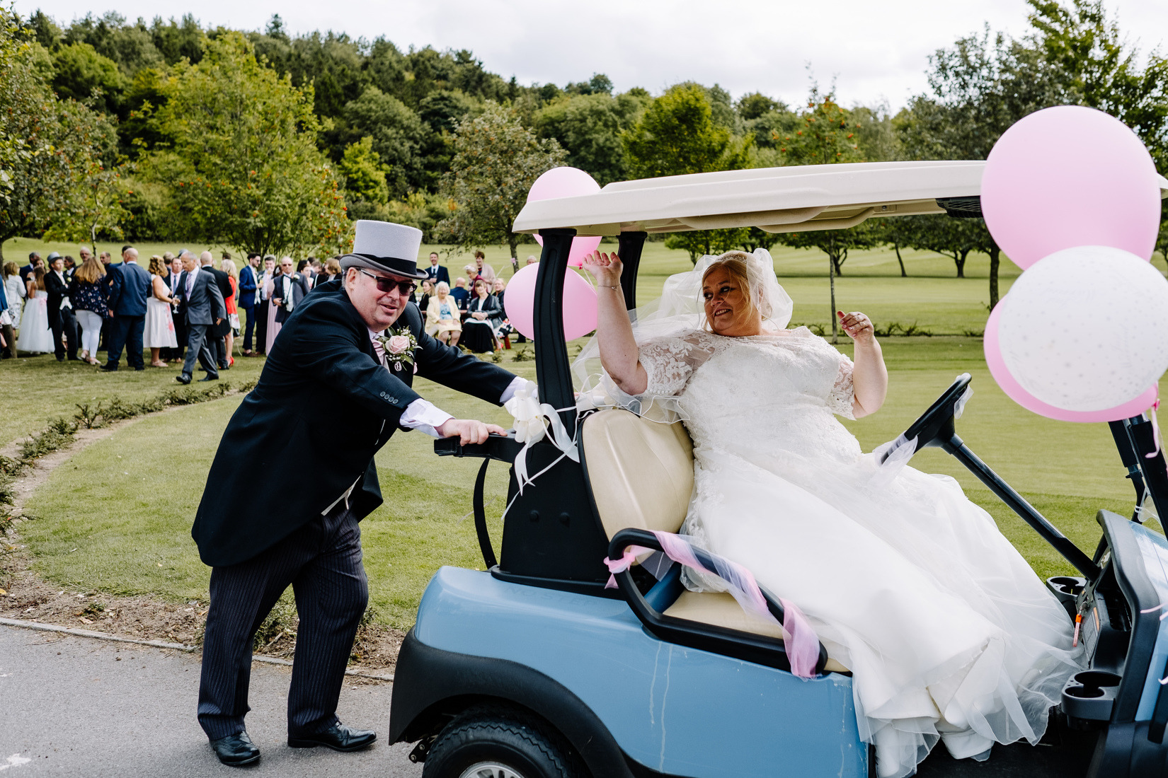 Karen and Keith Wedding 1