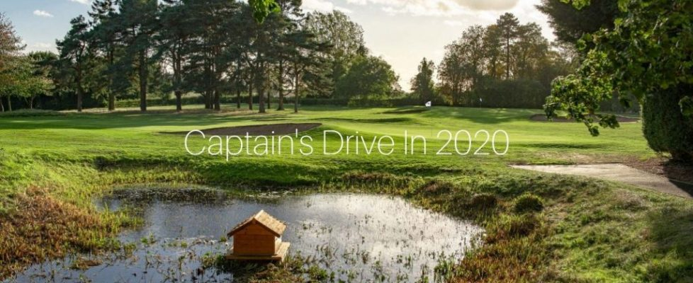 Captains Drive in 2020