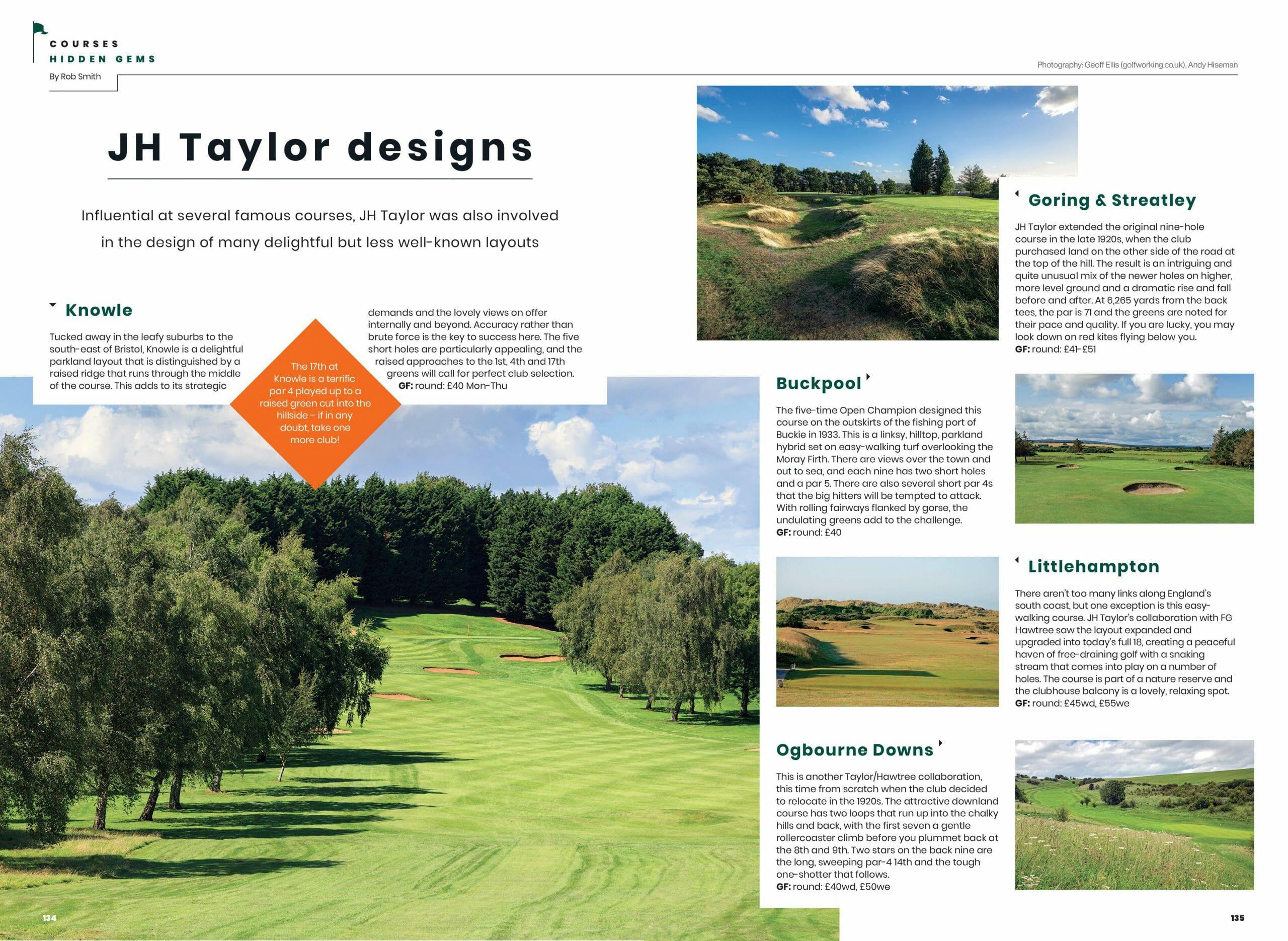 Goring & Streatley Hidden Gem Golf Monthly